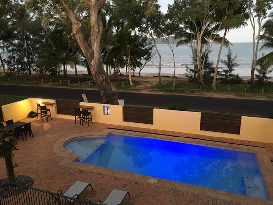 Taihoa Holiday Units: Somewhere to relax in the evening