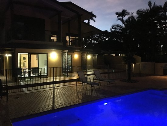 Taihoa Holiday Units: Quiet and relaxing