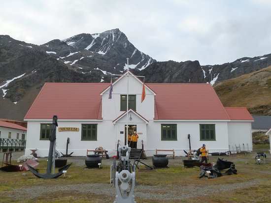 Grytviken Attractions