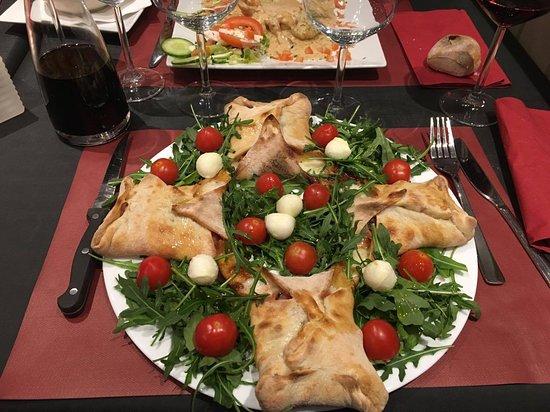 Groot-Bijgaarden, Belgien: Pizza il Duetto un vrai délice