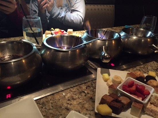 Melting pot crossgates