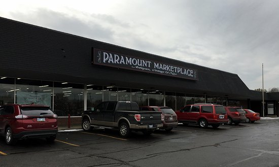 Paramount Marketplace Antiques, Vintage & New