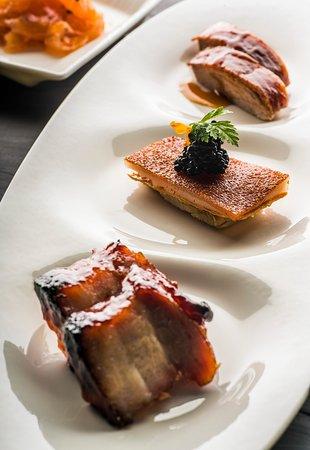 Four Seasons Hotel Singapore : Jiang-Nan Chun BBQ platter
