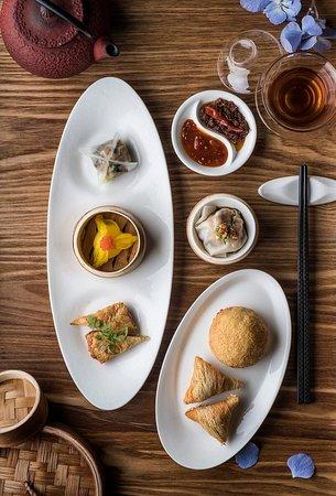 Four Seasons Hotel Singapore : Jiang-Nan Chun Dim Sum
