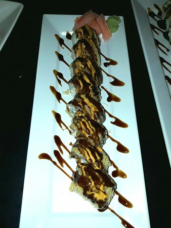 Yong Asian House: Black Forest Sushi Roll