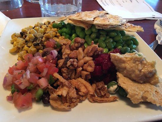 Dumfries, Вирджиния: Salad bar items