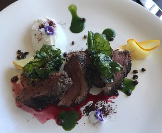 Wilyabrup, Australia: We were a party of five last Saturday. We all agreed the chef is outstanding.