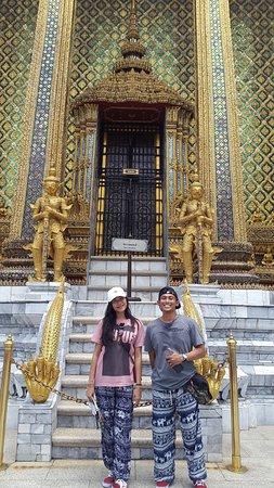 The Grand Palace: amazing bulding