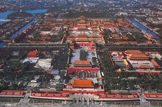 Private Day Trip to Tiananmen, Forbidden City, Mutianyu Great Wall...