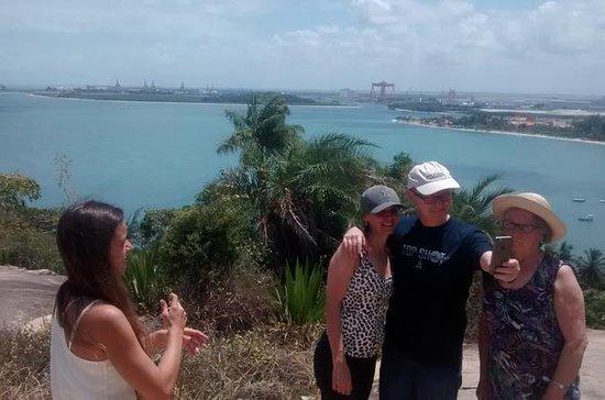 Excursão de 4 Praias no Cabo de Santo...