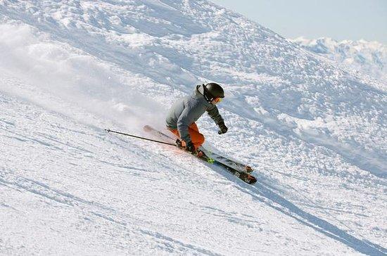 Paquete de alquiler de esquí de...
