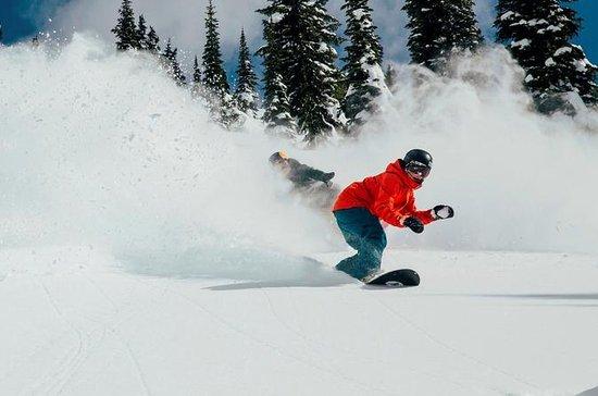 Forfait de location Demo Snowboard...