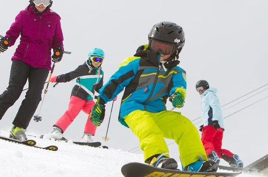 Junior Snowboard Rental Package for...