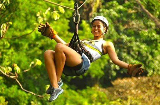 Small-Group Tour: Los Suenos Canopy ...