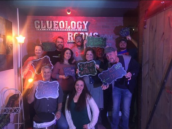 Loveland, CO: Clueology Escape Rooms