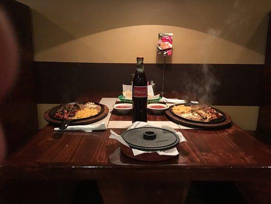 Sapulpa, OK: Delicious Fajita dinner