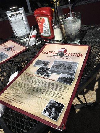 Station Restaurant Kirkwood
