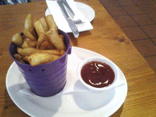 Henley Brook, Αυστραλία: Bucket of chips