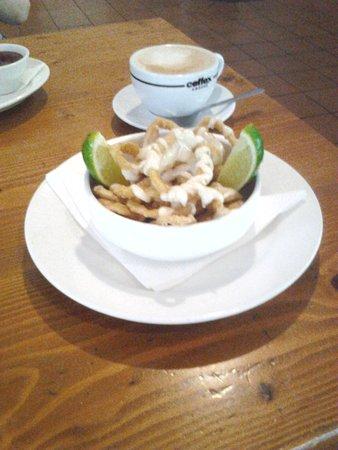 Henley Brook, Αυστραλία: Calamari without the salad