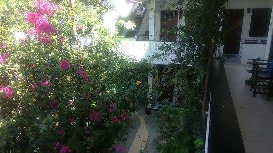 Unawatuna Beach Bungalow Hotel: Nasz pokój
