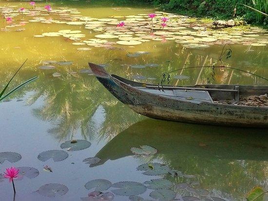 Battambang Resort: Shades of Giverney