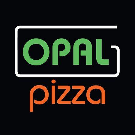 Moe, Australien: Opal Pizza Logo