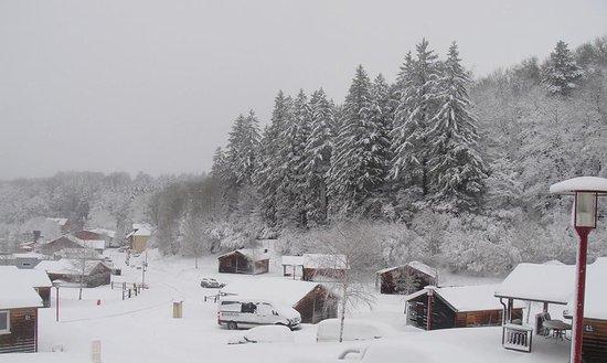 Lacaune, France: Camping des Sources Chaudes
