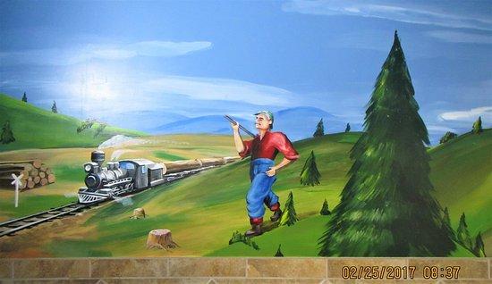 Lumberjack's Photo