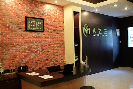 Maze Escape Game