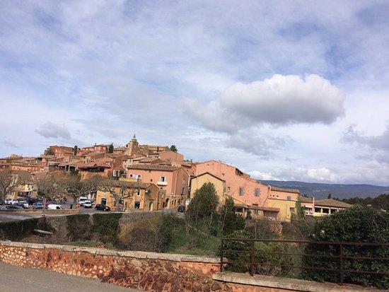 Roussillon, France: Meraviglioso