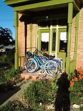 Spring City, UT: Bikes for Guests