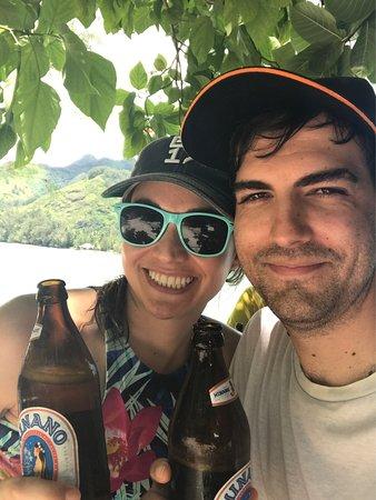 Moorea, Polinesia Francesa: Hiro's Tour