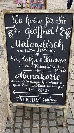 Stendal, Germany: Atrium