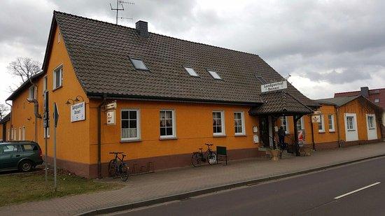 Genthin, Alemania: Landgasthof Deinert