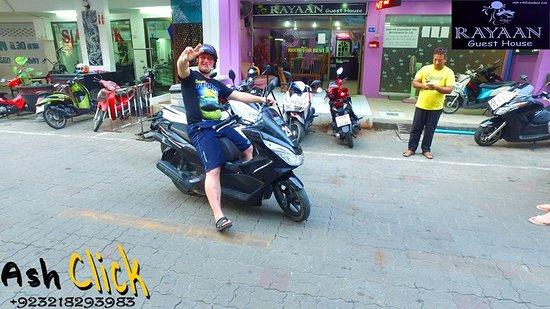 Rayaan Motorbike Rental