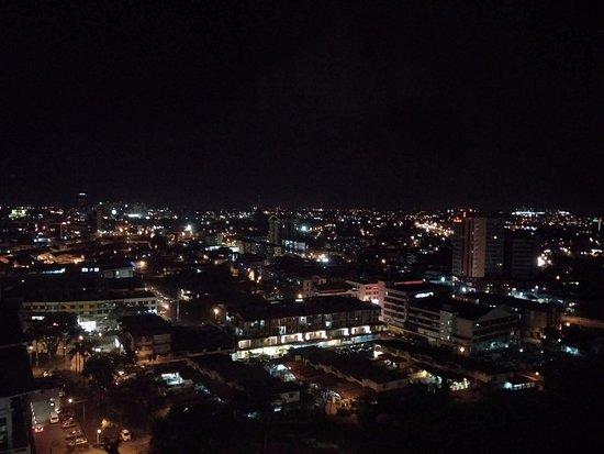 Pullman Kuching: View from 13 floor