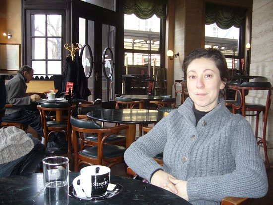 Restoran Kottni : Interno di caffe