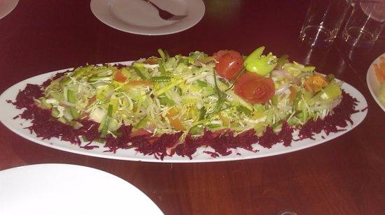 Food 4U: salad