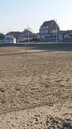 Alexandra: Hôtel donnant directement sur la plage