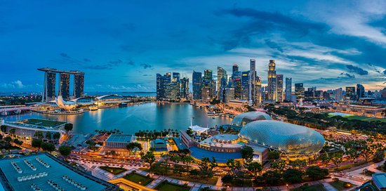 Marina mandarin singapore bewertungen fotos for Pool garden marina mandarin