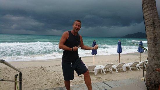 Malibu Koh Samui Resort & Beach Club: La plage de l hôtel