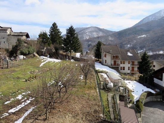 Hotel Monte Nebin: Vista dalla camera