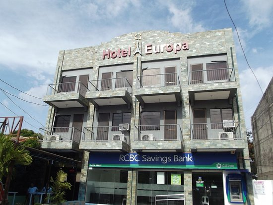 Hotel Europa Cebu: Hotel Europa Basak
