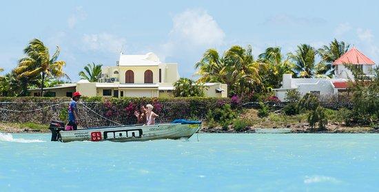boat transfert