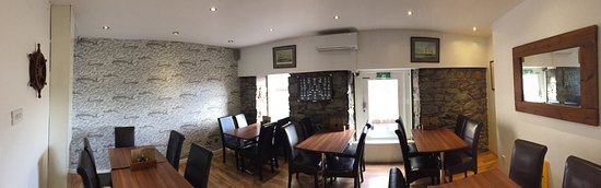 Fisherman's Fish & Chip Shop: First floor pano
