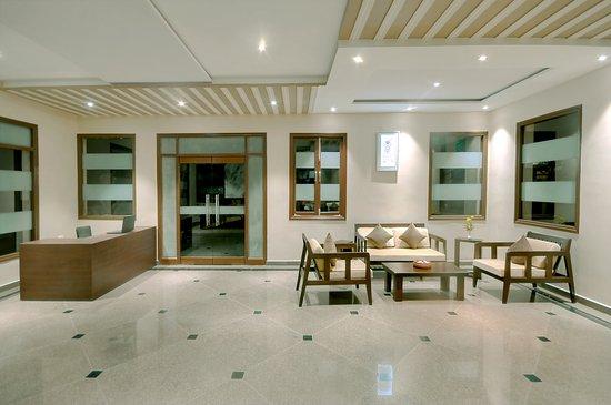 Le Madhulika Maharana Resort & Spa: Maharana Lobby