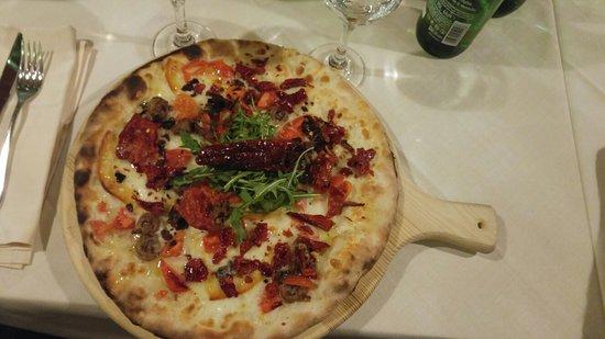 Rist'Oro - Pollino: Pizza Rist'Oro