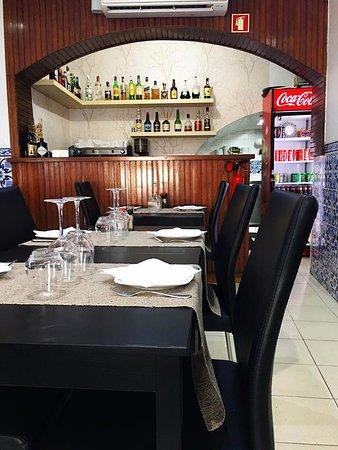 Restaurante Ponto de Encontro: sala