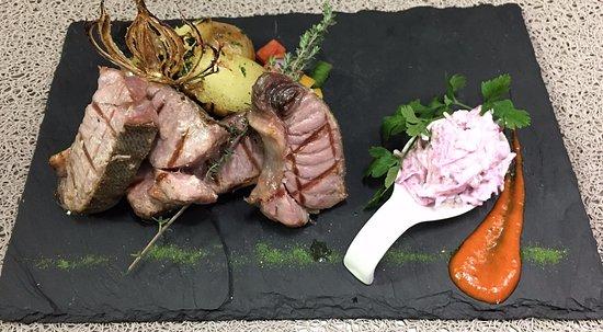 Restaurante Ponto de Encontro: Barriga Atum