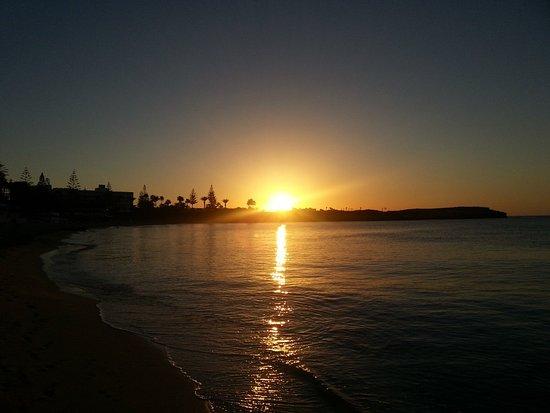 Nissi Beach: Рассвет на нисси